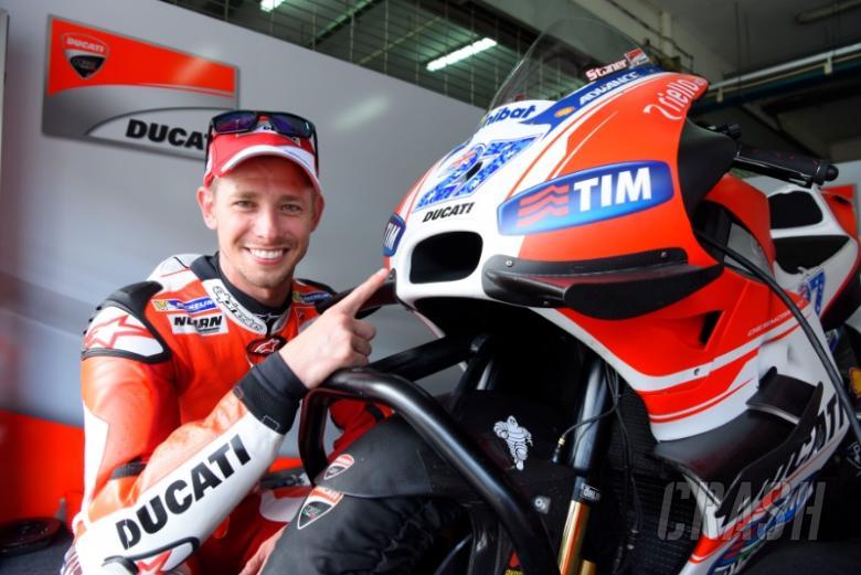 Casey Stoner: I'll do whatever I can for Ducati