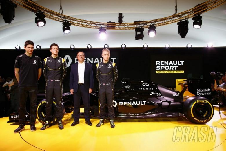Magnussen F1 return with Renault officially confirmed