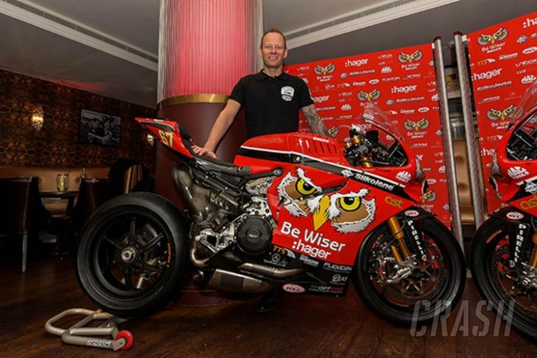 Byrne: Getting electronics right on Be Wiser Ducati is key