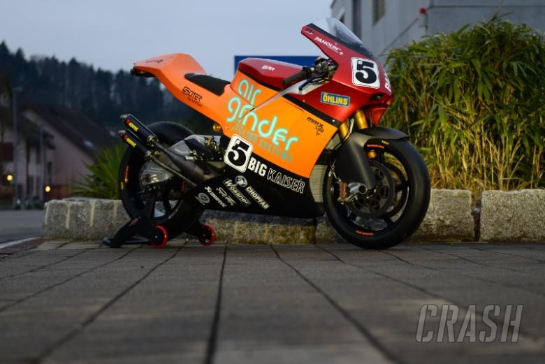 Ian Lougher is Suter's 500cc TT 'warhorse'