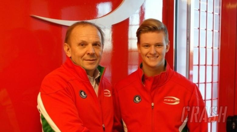 Mick Schumacher stays in Formula 4