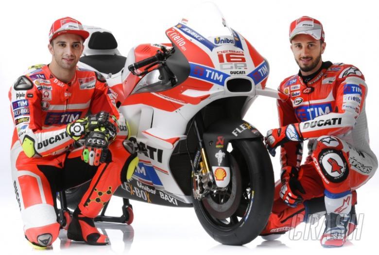 VIDEO: 2016 Ducati MotoGP launch