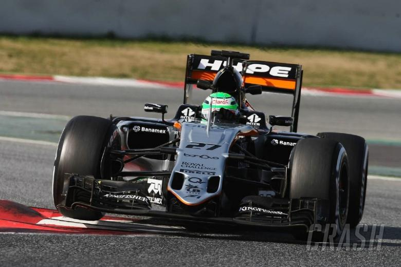 Barcelona - F1 testing results [Wednesday Final]