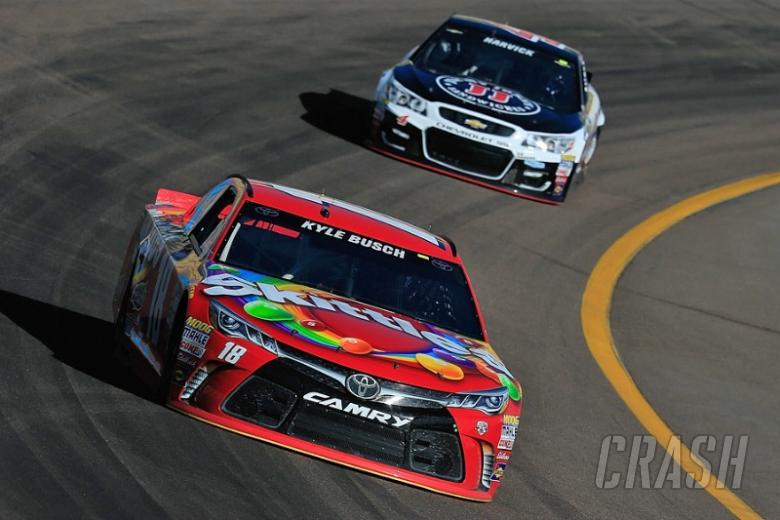 Phoenix: Sprint Cup Saturday practice results