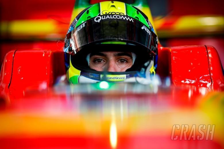 di Grassi pens new Abt Formula E deal