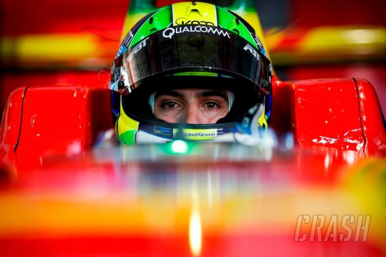 di Grassi takes championship lead with win after rivals' errors