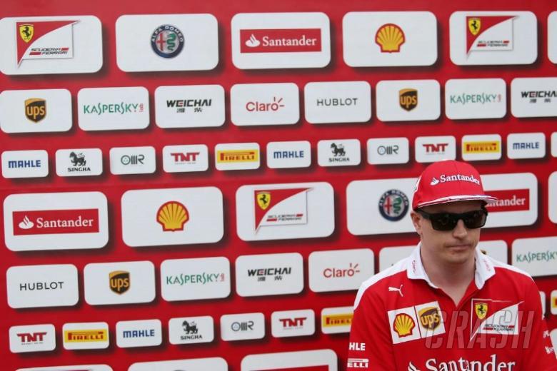 Raikkonen keen to let the racing do the talking