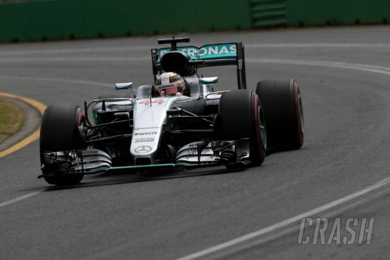 Australian Grand Prix - Qualifying results