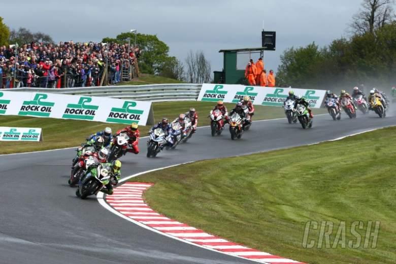 British Superbike Championship standings