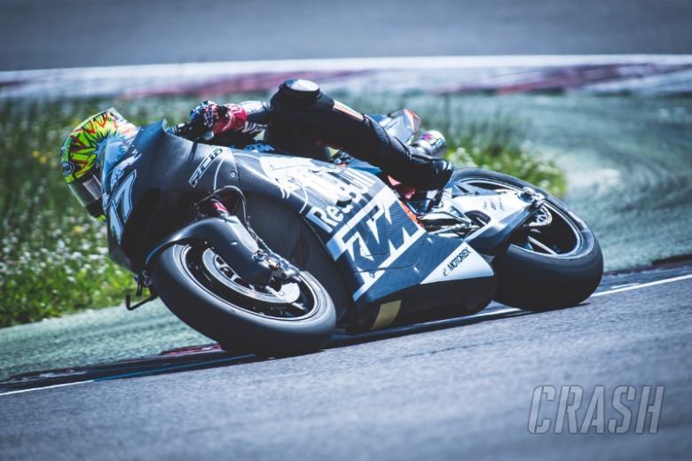 Karel Abraham makes KTM MotoGP debut