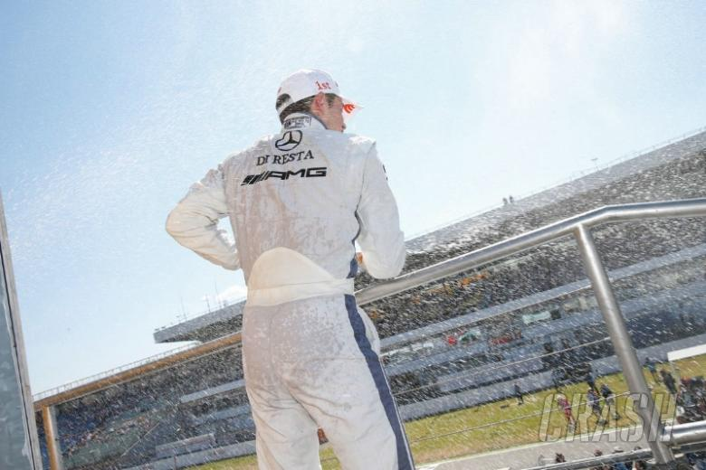 Di Resta: Lean spell lasted 'longer than wished'