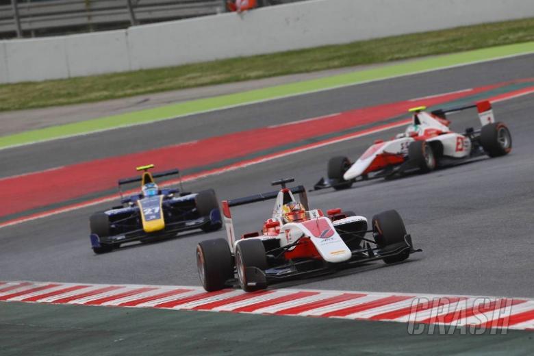 GP3: Barcelona - Race results (1)