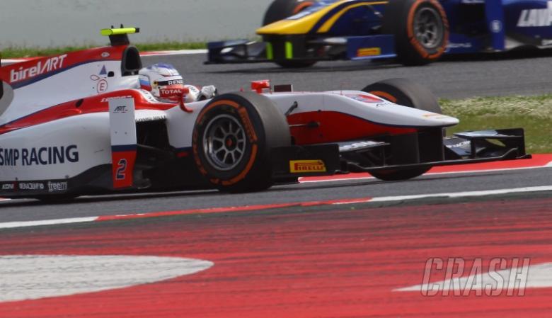 Monaco - Free practice results (1)