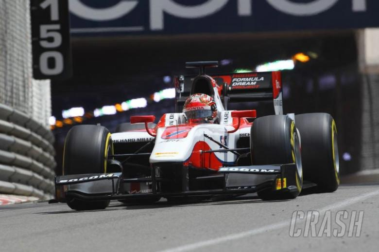 Worst of 2016: Matsushita puts a bang in Baku with GP2 chaos
