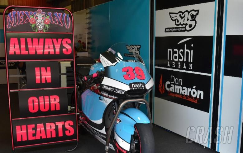 Message from family of Luis Salom