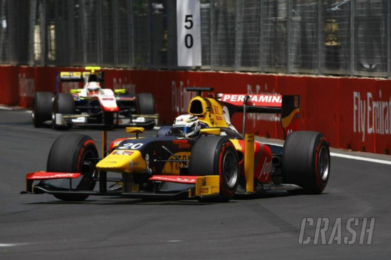 Giovinazzi claims surprise win after safety car chaos