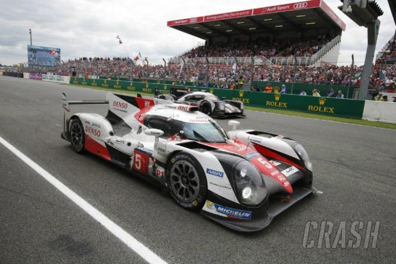 Toyota ends Le Mans in tears after cruel loss