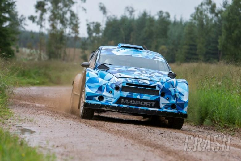 M-Sport tests 2017 prototype Fiesta RS