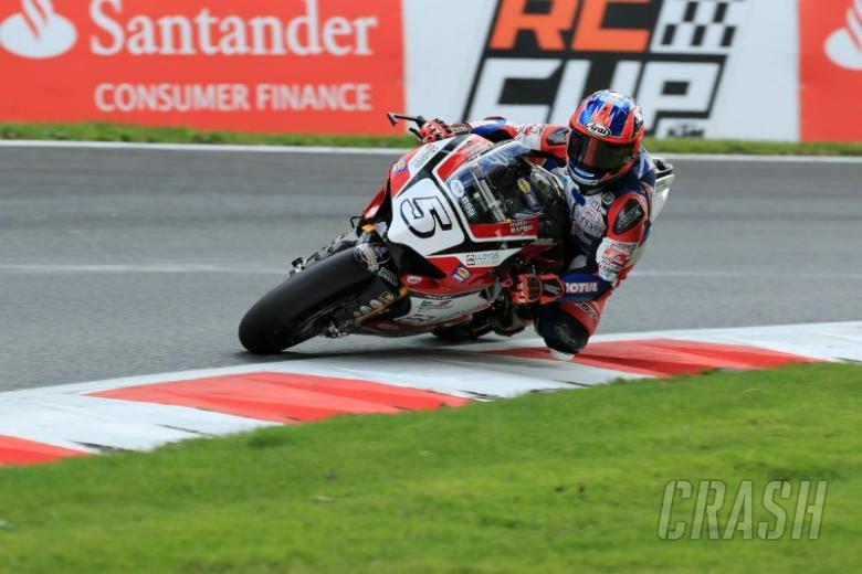 Easton splits with Moto Rapido Ducati