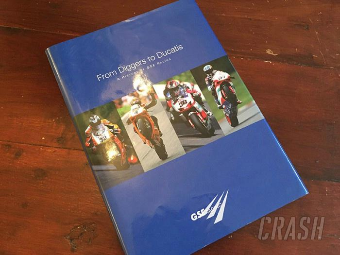 Relive the success of GSE Racing in glossy new book