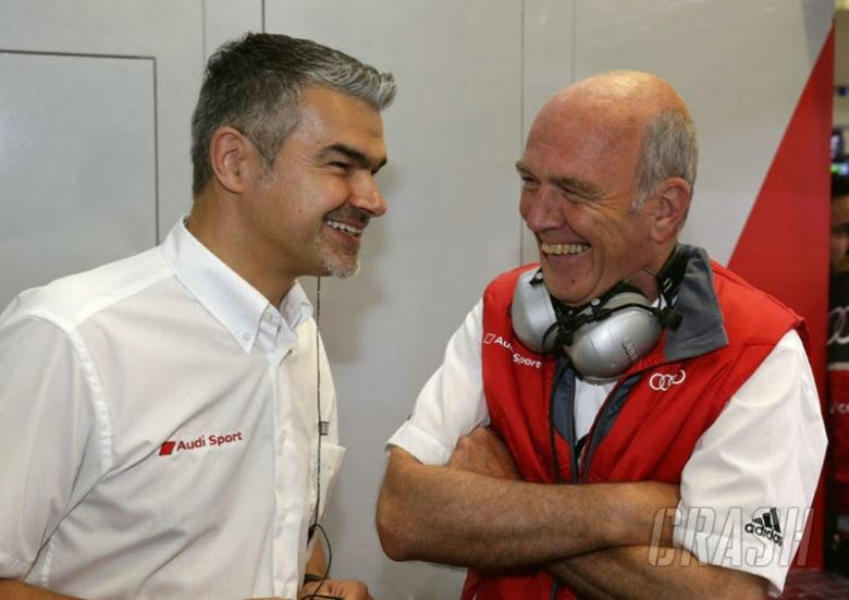 Audi confirms Gass as Ullrich successor