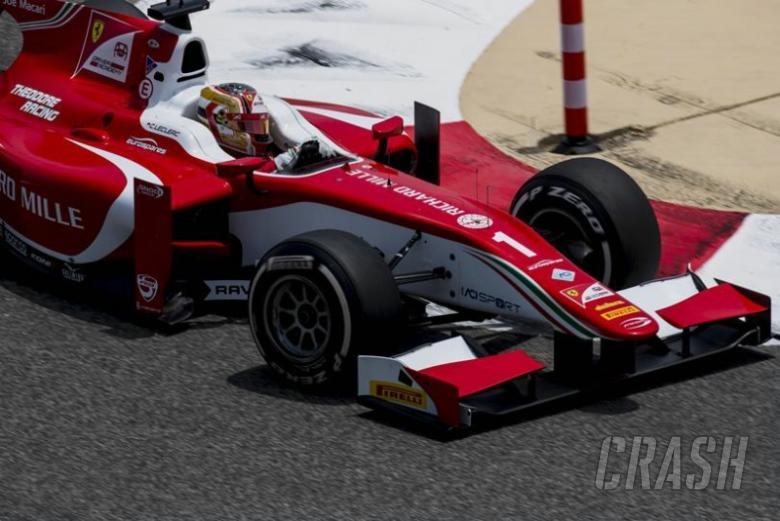 F2: Bahrain - Race results (2)