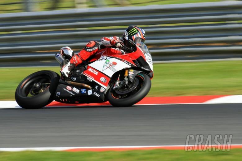 Hopkins battles with broken foot for Moto Rapido Ducati