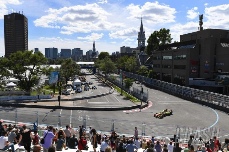 Di Grassi takes FE points lead with Montreal victory