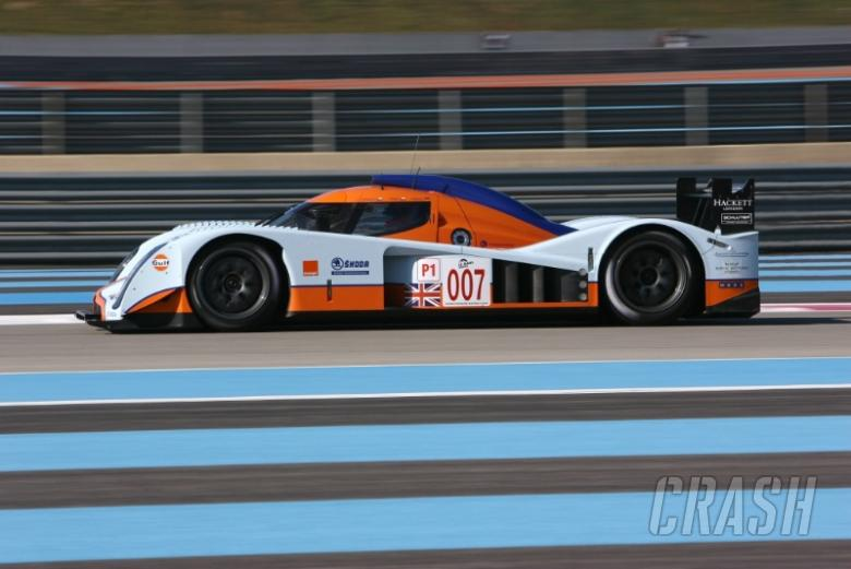 Mixed results for Aston Martin at Ricard