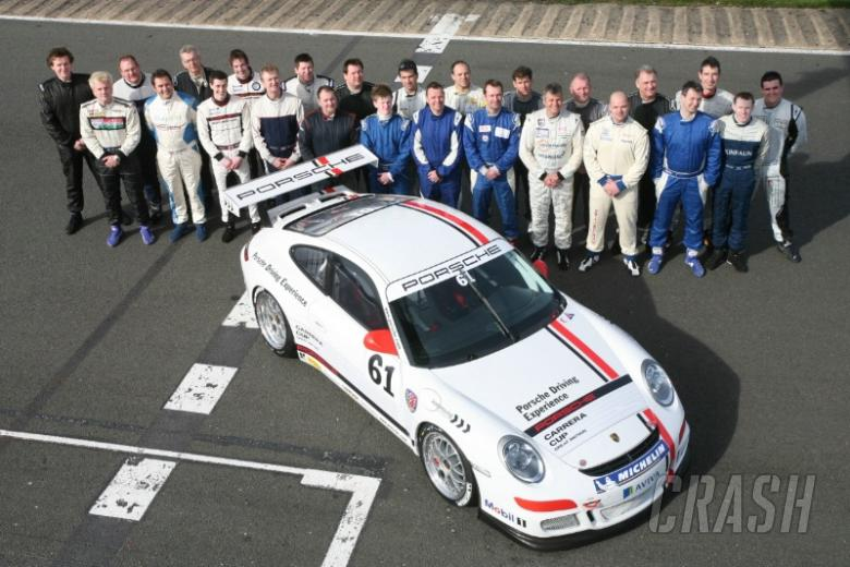 PCCGB: Record entry announced for 2009
