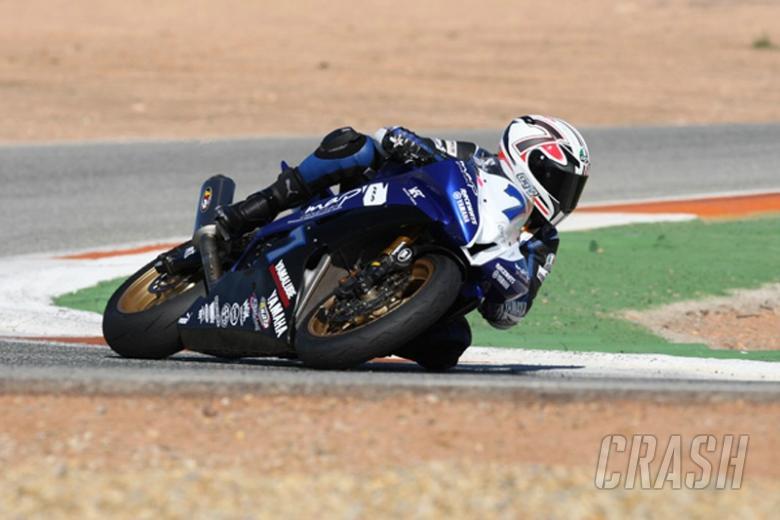 BSS: McConnell enjoys first Raceways outing