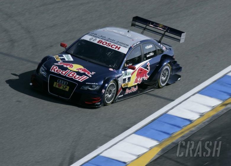 Audi hit with Zandvoort penalty