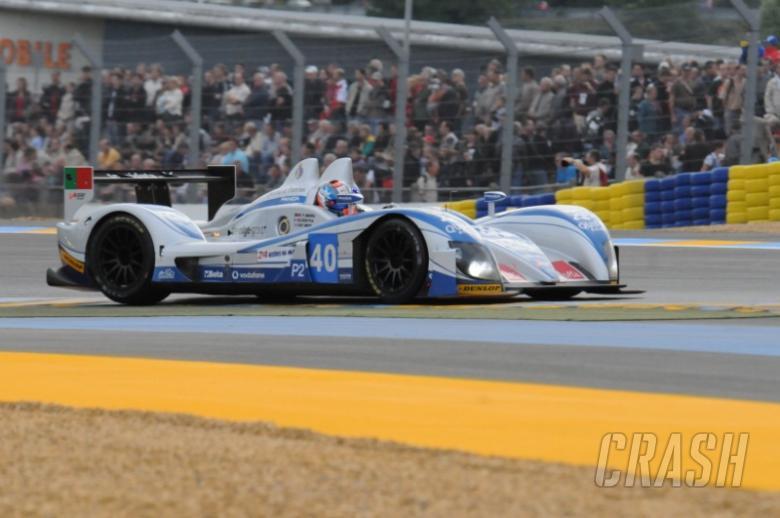 Hughes secures Le Mans deal