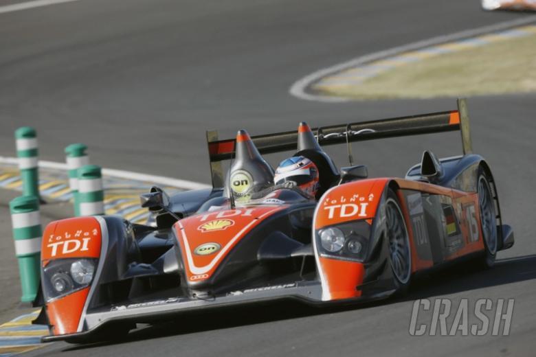 Bouchut joins Kolles for Le Mans