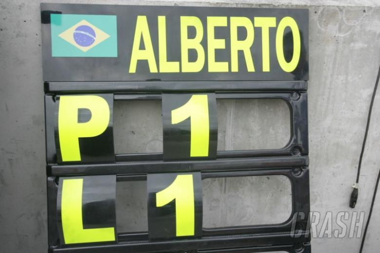 Silverstone - Race results (1)