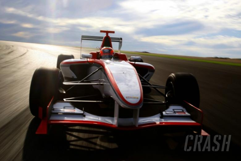 GP3: Tech 1 Racing signs first driver