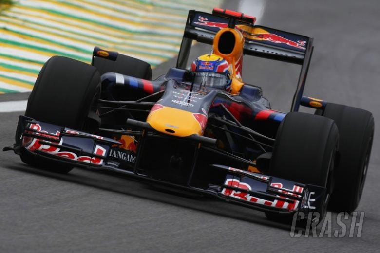 Brazilian F1 Grand Prix - Race result