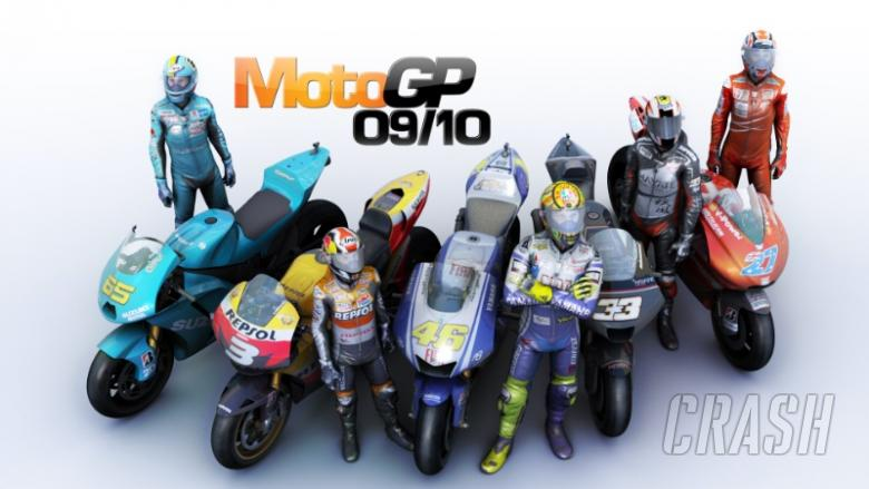 MotoGP 09/10 game to thrill fans with greatest challenge yet!