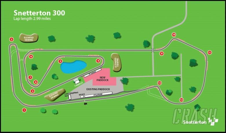 Snetterton to undergo major redevelopment