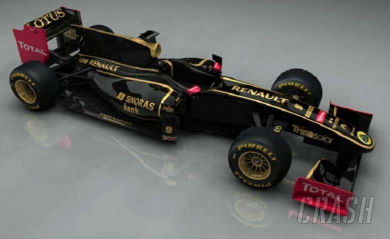 Lotus Renault GP names reserve driver