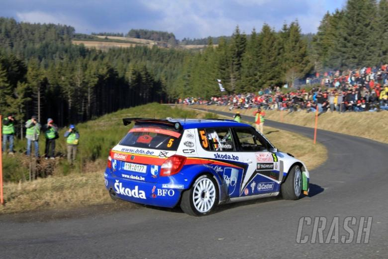 IRC: Loix gets Rally Bohemia outing