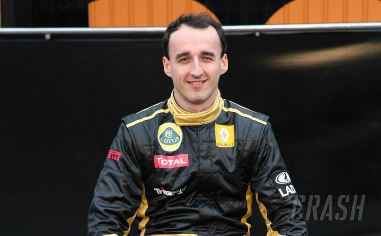 Kubica splits with specialist