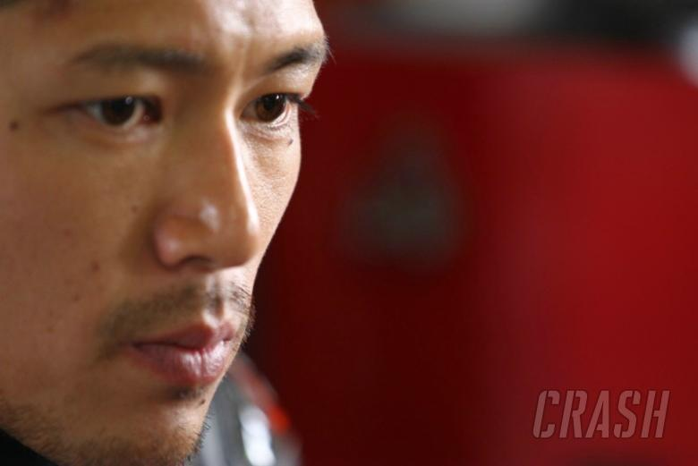 Kiyonari to compete in Asia Road Racing Championship