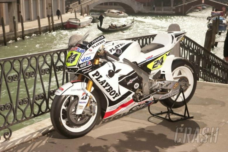 LCR Honda, Elias launch 2011 campaign