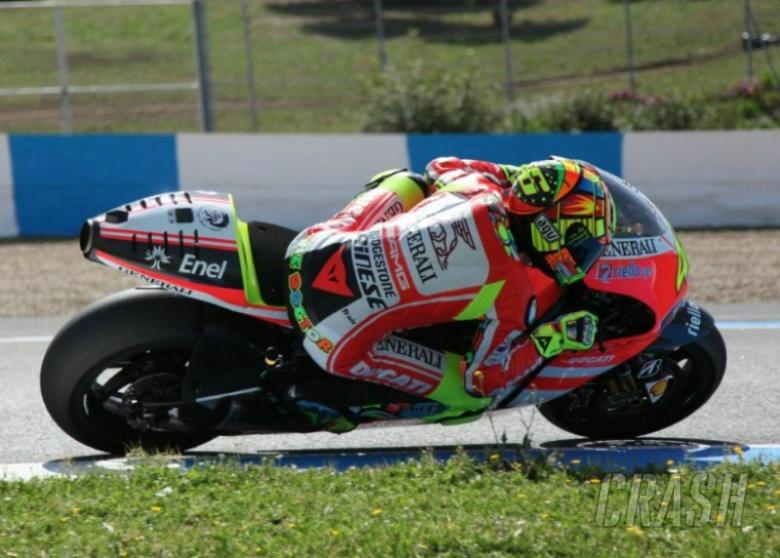 Rossi at Mugello as Ducati ups GP12 development