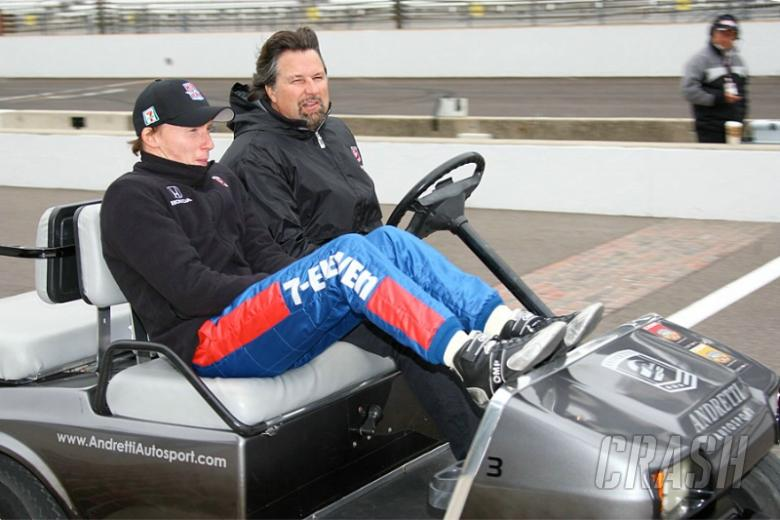Andretti snaps up Indy 500 pole engineer