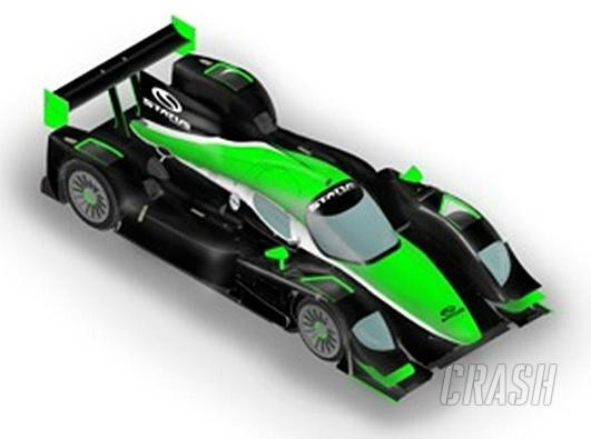 Status GP launches Lola LMP2 programme