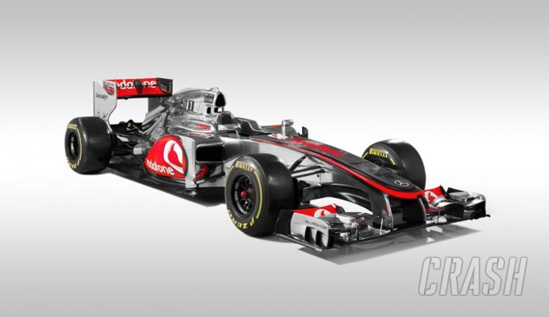 McLaren MP4-27 - technical specifications