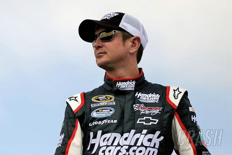 Kurt Busch suspended for media comments