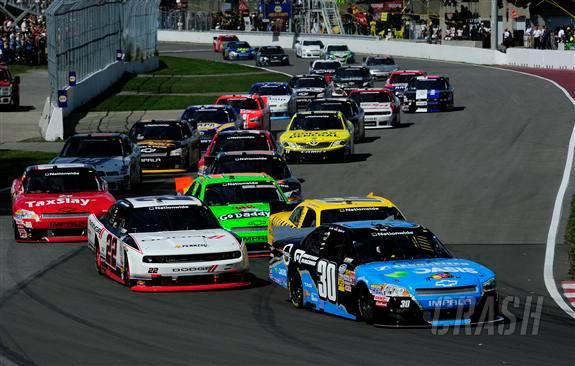 Nationwide: Montreal - Race results